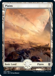 Plains (1) (foil) (full art)