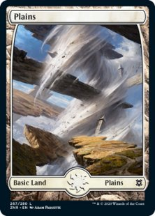 Plains (2) (foil) (full art)