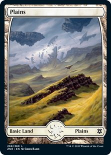 Plains (3) (foil) (full art)
