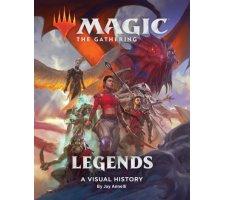 Magic Art Book: Legends: A Visual History