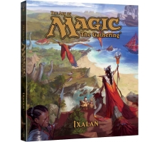 Magic Art Book: The Art of Ixalan