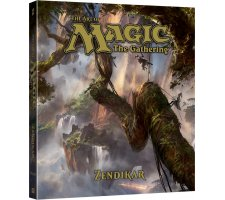 Magic Art Book: The Art of Zendikar