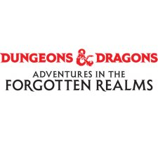 Complete set Adventures in the Forgotten Realms Art Series
