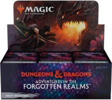 Draft Boosterbox Adventures in the Forgotten Realms