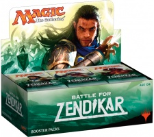 Boosterbox Battle for Zendikar