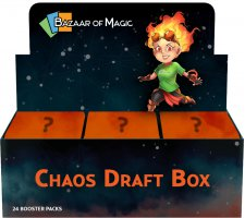 Draft Box Chaos Draft (+ free Collector Booster Theros Beyond Death)