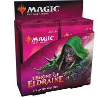 Collector Boosterbox Throne of Eldraine