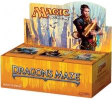 Boosterbox Dragon's Maze