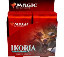 Collector Boosterbox Ikoria: Lair of Behemoths (+ free promo pack)