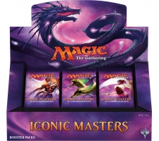 Boosterbox Iconic Masters
