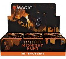 Set Boosterbox Innistrad: Midnight Hunt