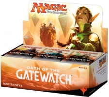 Boosterbox Oath of the Gatewatch