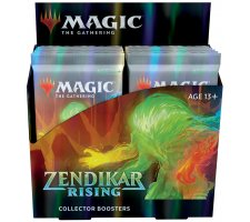Collector Boosterbox Zendikar Rising (incl. 2 box toppers)
