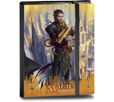 Pro 9 Pocket Binder Dragon's Maze: Ral Zarek
