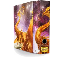 Dragon Shield Slipcase Album Dragon Art Gold