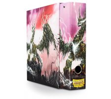 Dragon Shield Slipcase Album Dragon Art Silver