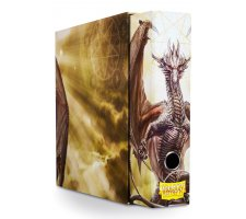 Dragon Shield Slipcase Album Dragon Art White