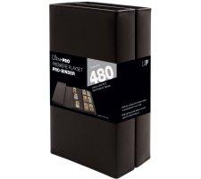 Premiere Pro Playset Pocket Binder Black