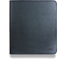 Premium Pro Playset Pocket Binder Black