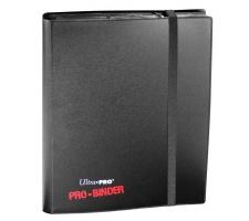 Pro 9 Pocket Binder Black