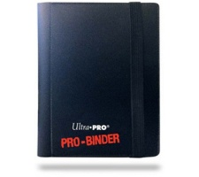 Pro 2 Pocket Binder Black