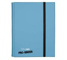 Pro 9 Pocket Binder Blue
