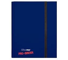 Pro 9 Pocket Binder Dark Blue