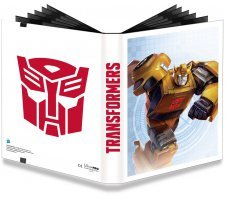 Pro 9 Pocket Binder Transformers: Bumblebee