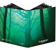 Pro 9 Pocket Binder Unstable: Forest