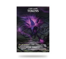 Card Game Tokens Booster: Premium Clue Tokens