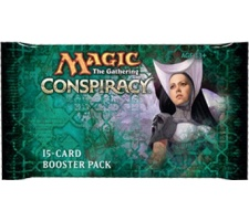 Booster Conspiracy