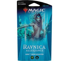 Theme Booster Ravnica Allegiance: Simic