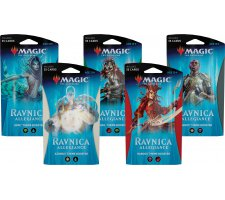 Theme Booster Ravnica Allegiance (set of 5)