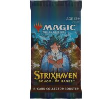 Collector Booster Strixhaven: School of Mages
