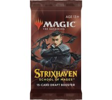 Draft Booster Strixhaven: School of Mages