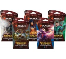 Theme Booster Strixhaven: School of Mages (set of 5)