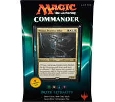Commander 2016: Breed Lethality (Green, White, Blue, Black)