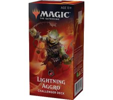 Challenger Decks 2019: Lightning Aggro