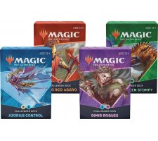 Challenger Decks 2021 (set of 4)