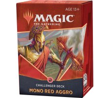 Challenger Decks 2021: Mono Red Aggro