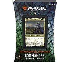 Commander Deck Adventures in the Forgotten Realms: Aura of Courage