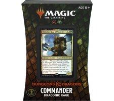 Commander Deck Adventures in the Forgotten Realms: Draconic Rage