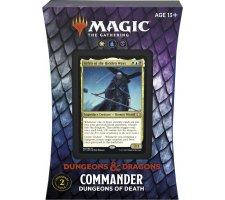 Commander Deck Adventures in the Forgotten Realms: Dungeons of Death