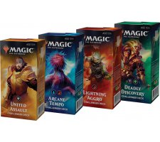 Challenger Decks 2019 (set van 4)