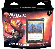 Commander Deck Commander Legends: Arm for Battle