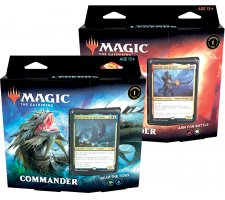 Commander Deck Commander Legends (set of 2 decks)