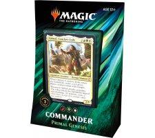 Commander 2019: Primal Genesis (Populate)