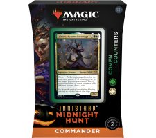 Commander Deck Innistrad: Midnight Hunt: Coven Counters