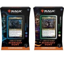Commander Deck Innistrad: Midnight Hunt (set of 2 decks)
