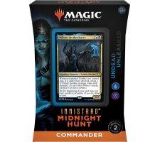 Commander Deck Innistrad: Midnight Hunt: Undead Unleashed